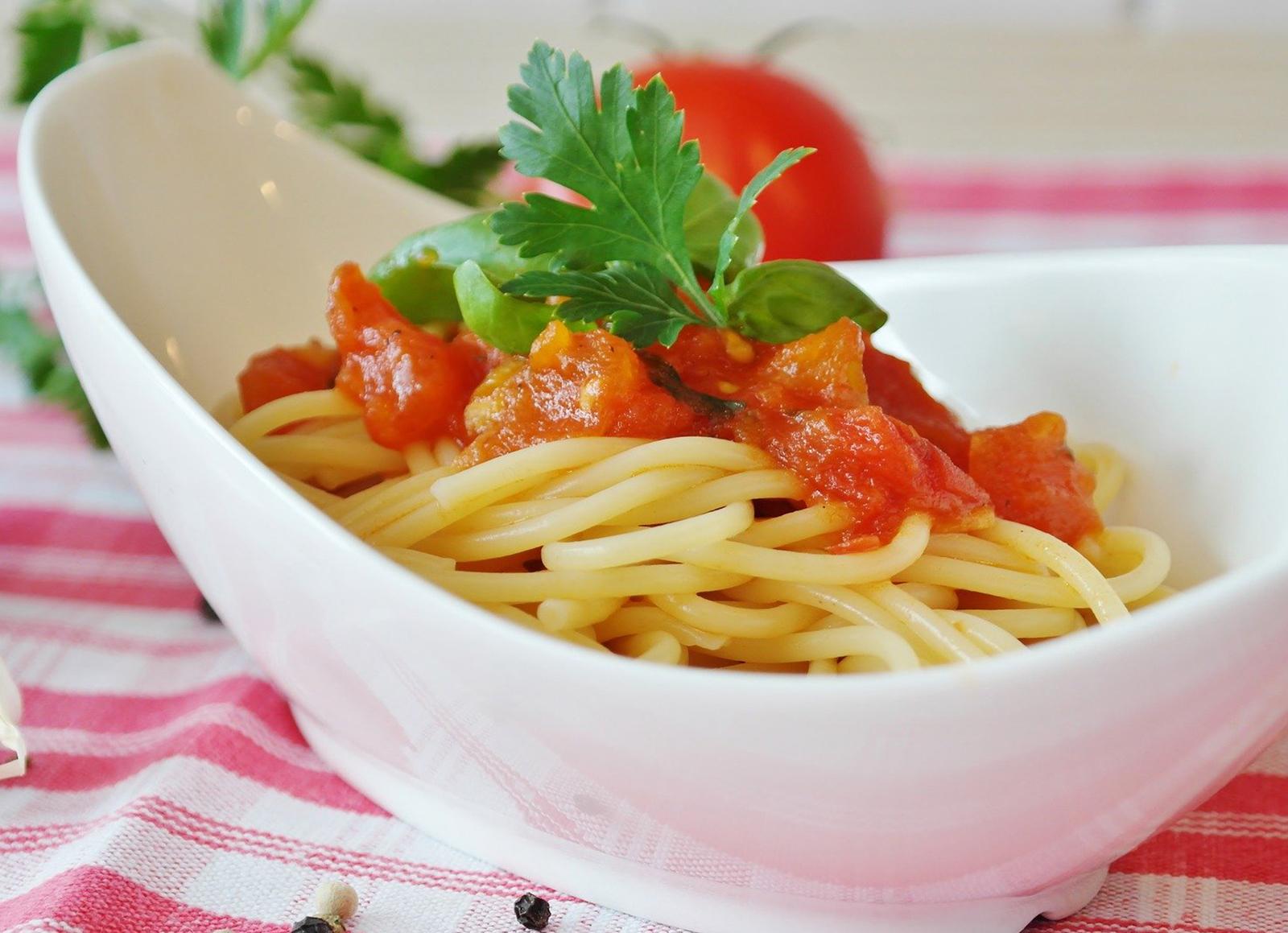 Espaghetti boloñesa